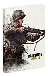 Call of Duty: WWII: Prima Collector's Edition Guide-cover