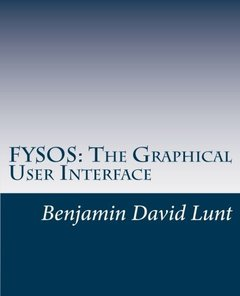 FYSOS: The Graphical User Interface (FYSOS: Operating System Design) (Volume 6)-cover