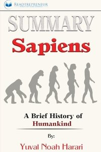Summary: Sapiens: A Brief History of Humankind-cover