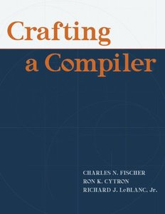 Crafting A Compiler (美國原版)
