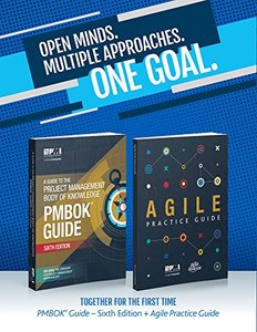 A Guide to the Project Management Body of Knowledge (PMBOK(R) Guide-Sixth Edition / Agile Practice Guide Bundle (Pmbok Guide)-cover
