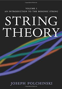 String Theory, Vol. 1 (Cambridge Monographs on Mathematical Physics)-cover