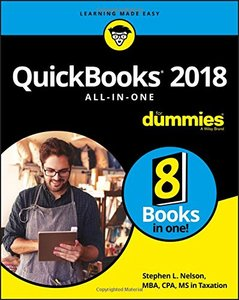 QuickBooks 2018 All-in-One For Dummies (For Dummies (Computer/Tech))