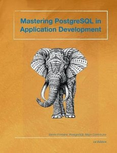 Mastering PostgreSQL in Application Development-cover