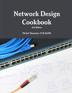Network Design Cookbook: 2nd Edition-cover