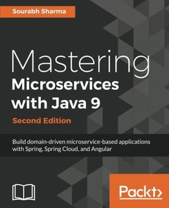 Mastering Microservices with Java 9-cover