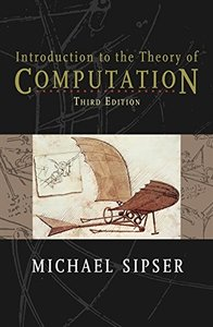 Introduction to the Theory of Computation, 3/e (Hardcover)-cover