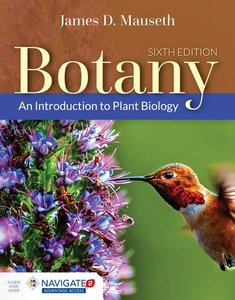 Botany: An Introduction to Plant Biology-cover