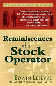 Reminiscences of a Stock Operator-cover