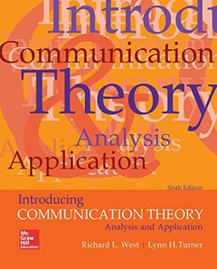 Introducing Communication Theory: Analysis and Application-cover