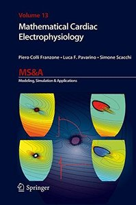 Mathematical Cardiac Electrophysiology (MS&A)-cover