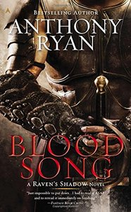 Blood Song (A Raven's Shadow Novel)-cover