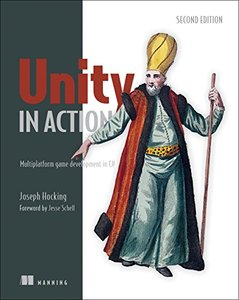 Unity in Action: Multiplatform game development in C# , 2/e (Paperback)-cover