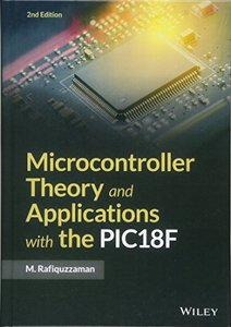 Microcontroller Theory and Applications with the PIC18F 2nd Edition-cover