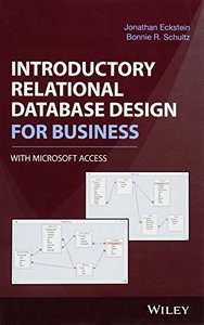Introductory Relational Database Design for Business, with Microsoft Access-cover