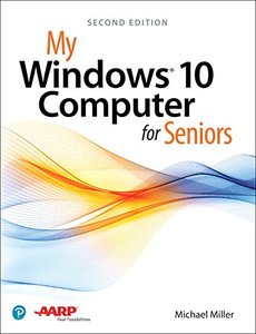 My Windows 10 Computer for Seniors (2nd Edition)-cover