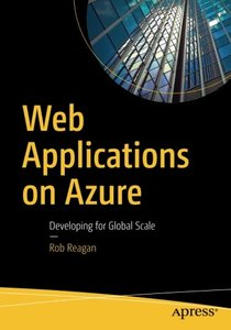 Web Applications on Azure: Developing for Global Scale-cover