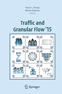 Traffic and Granular Flow '15-cover