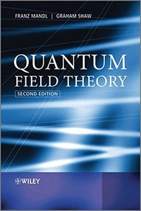 Quantum Field Theory-cover