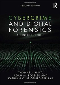 Cybercrime and Digital Forensics: An Introduction-cover