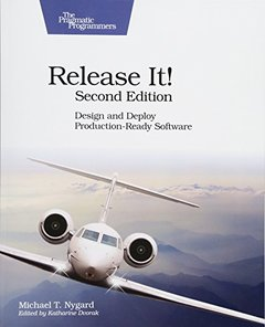 Release It!: Design and Deploy Production-Ready Software 2/e-cover