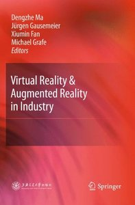 Virtual Reality & Augmented Reality in Industry-cover