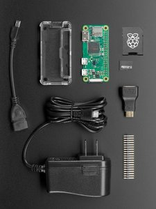 Raspberry Pi Zero W Budget Pack 進階套件-cover
