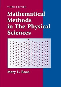Mathematical Methods in the Physical Sciences-cover