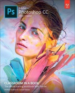Adobe Photoshop CC Classroom in a Book (2018 release)-cover