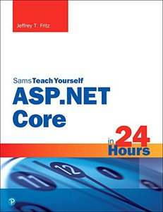 ASP.NET Core in 24 Hours, Sams Teach Yourself-cover