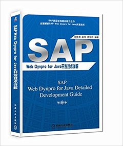 SAP Web Dynpro For JAVA 開發技術詳解-cover