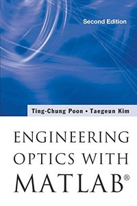 Engineering Optics with MATLAB, 2/e (Paperback)-cover
