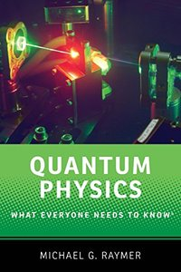 Quantum Physics: What Everyone Needs to Know (Paperback)-cover