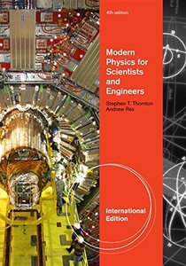 Modern Physics for Scientists & Engineers, 4/e (Paperback)-cover