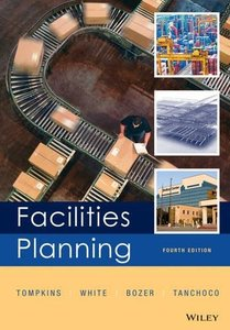 Facilities Planning, 4/e (Hardcover)