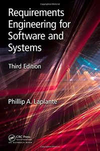 Requirements Engineering for Software and Systems, Third Edition (Applied Software Engineering Series)-cover