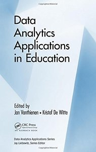 Data Analytics Applications in Education-cover