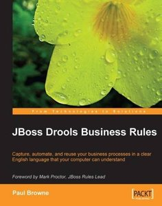 JBoss Drools Business Rules-cover