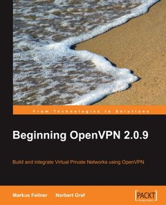 Beginning OpenVPN 2.0.9-cover
