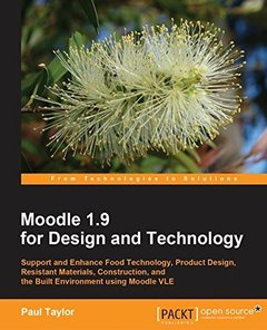 Moodle 1.9 for Design and Technology-cover