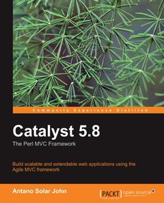 Catalyst 5.8: the Perl MVC Framework-cover