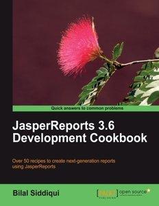 JasperReports 3.6 Development Cookbook