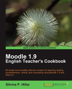 Moodle 1.9 English Teacher's Cookbook (Quick Answers to Common Problems)