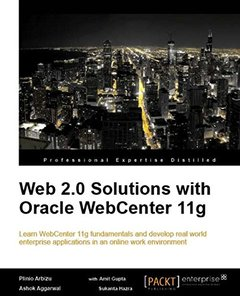 Web 2.0 Solutions with Oracle WebCenter 11g-cover