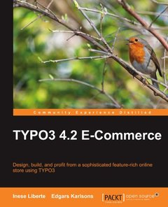 TYPO3 4.2 E-Commerce-cover