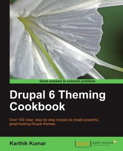 Drupal 6 Theming Cookbook-cover