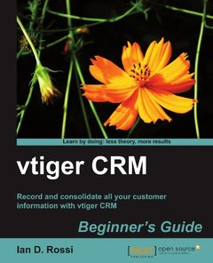vtiger CRM Beginners Guide-cover