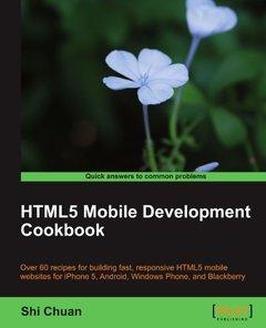 HTML5 Mobile Development Cookbook-cover
