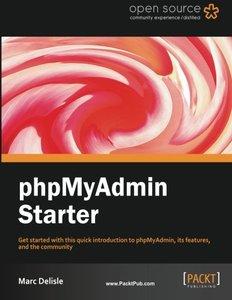 phpMyAdmin Starter-cover