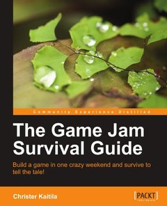 The Game Jam Survival Guide-cover